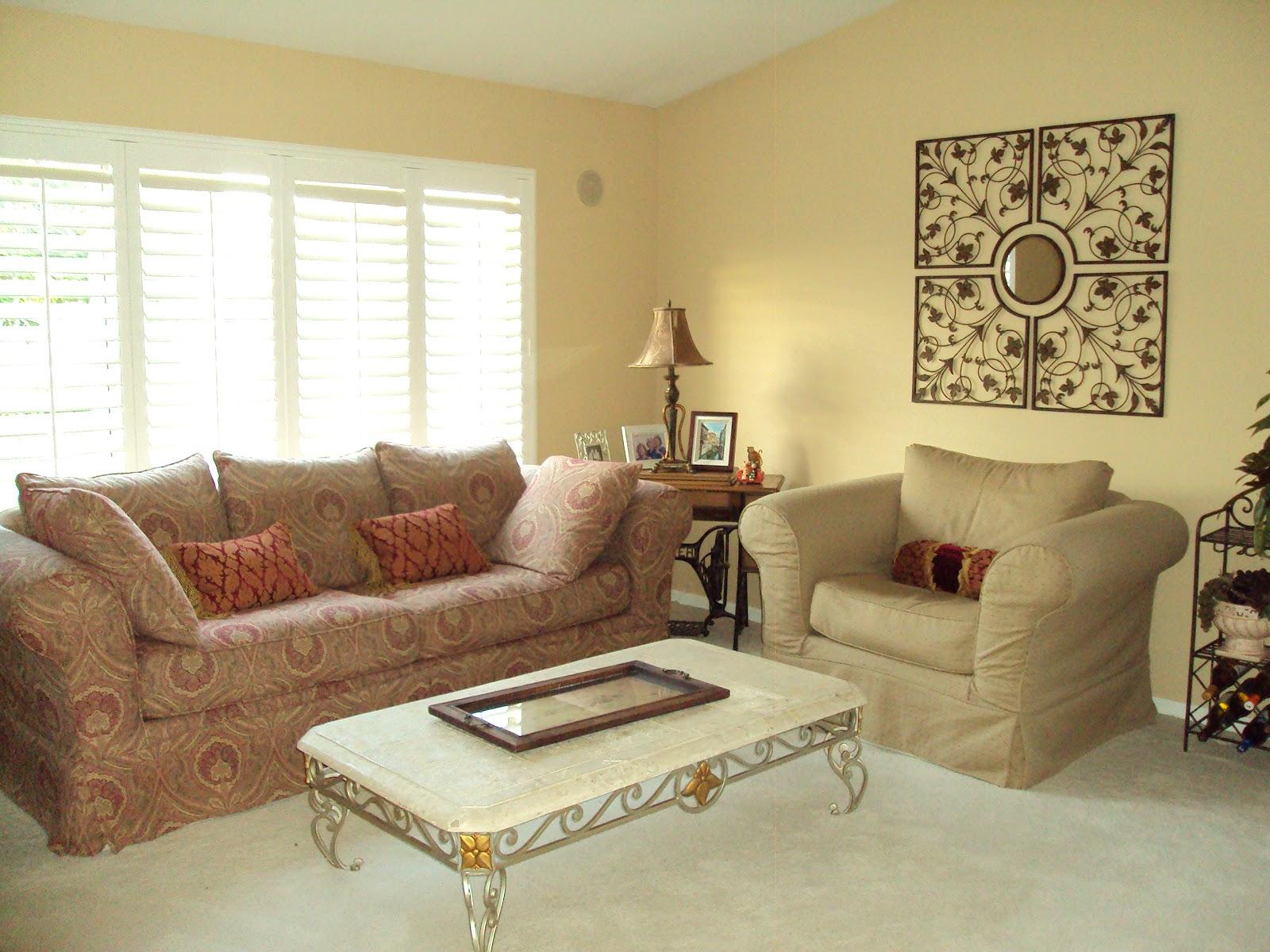 Friendship life and style travertine vs ceramic tile - Living room vs family room ...