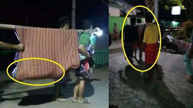 Hebohkan Warganet Mayat Digotong Pakai Sarung Jalan Kaki Sejauh 5 Kilometer, Begini Ceritanya...
