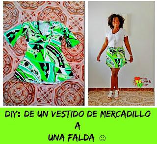 Falda-diy