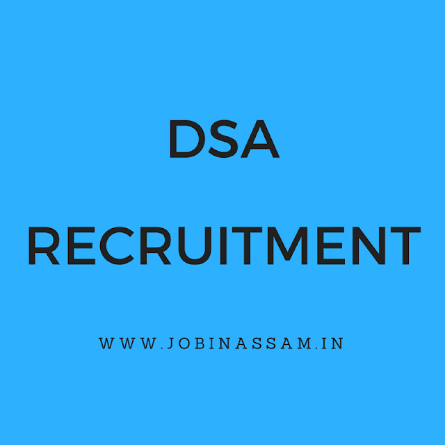 Directorate of Sericulture Assam Recruitment 2017