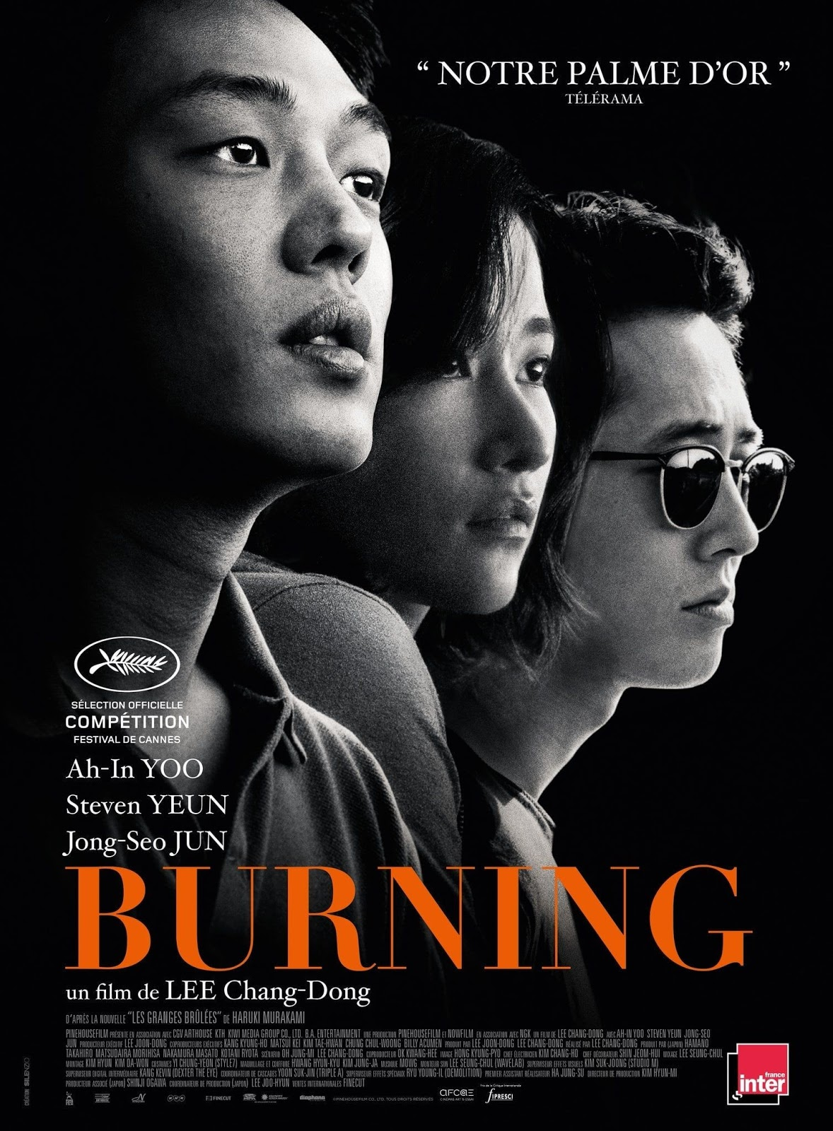 Buck Theorem's Hide-out: Burning
