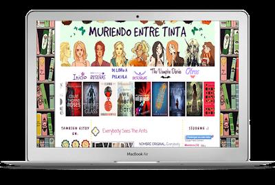 Blog de libros, series y música