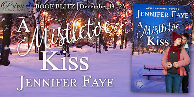 A Mistletoe Kiss by Jennifer Faye – Blitz and Giveaway