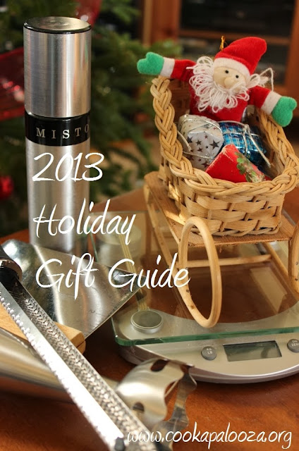 5 Holiday Gift Ideas for Food Lovers Who Cook!