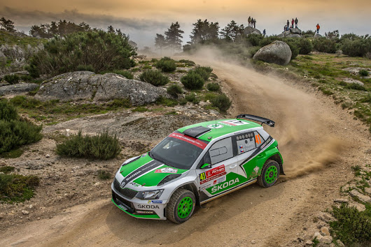 Pontus Tidemand gives Skoda Motorsport the first win of the season in the WRC 2 | Wheelsology.com - World of Wheels
