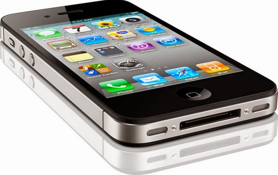 iPhone 4S Black - beritagadgets.com