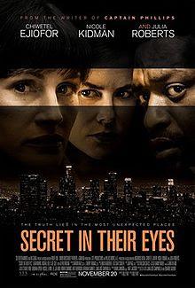 Sinopsis Film Secret in Their Eyes (2015)