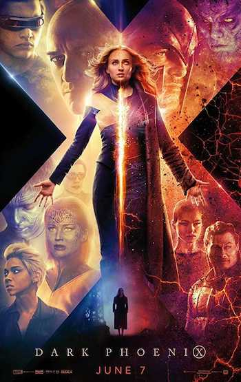 X-Men Dark Phoenix 2019 Dual Audio Hindi Full Movie Download