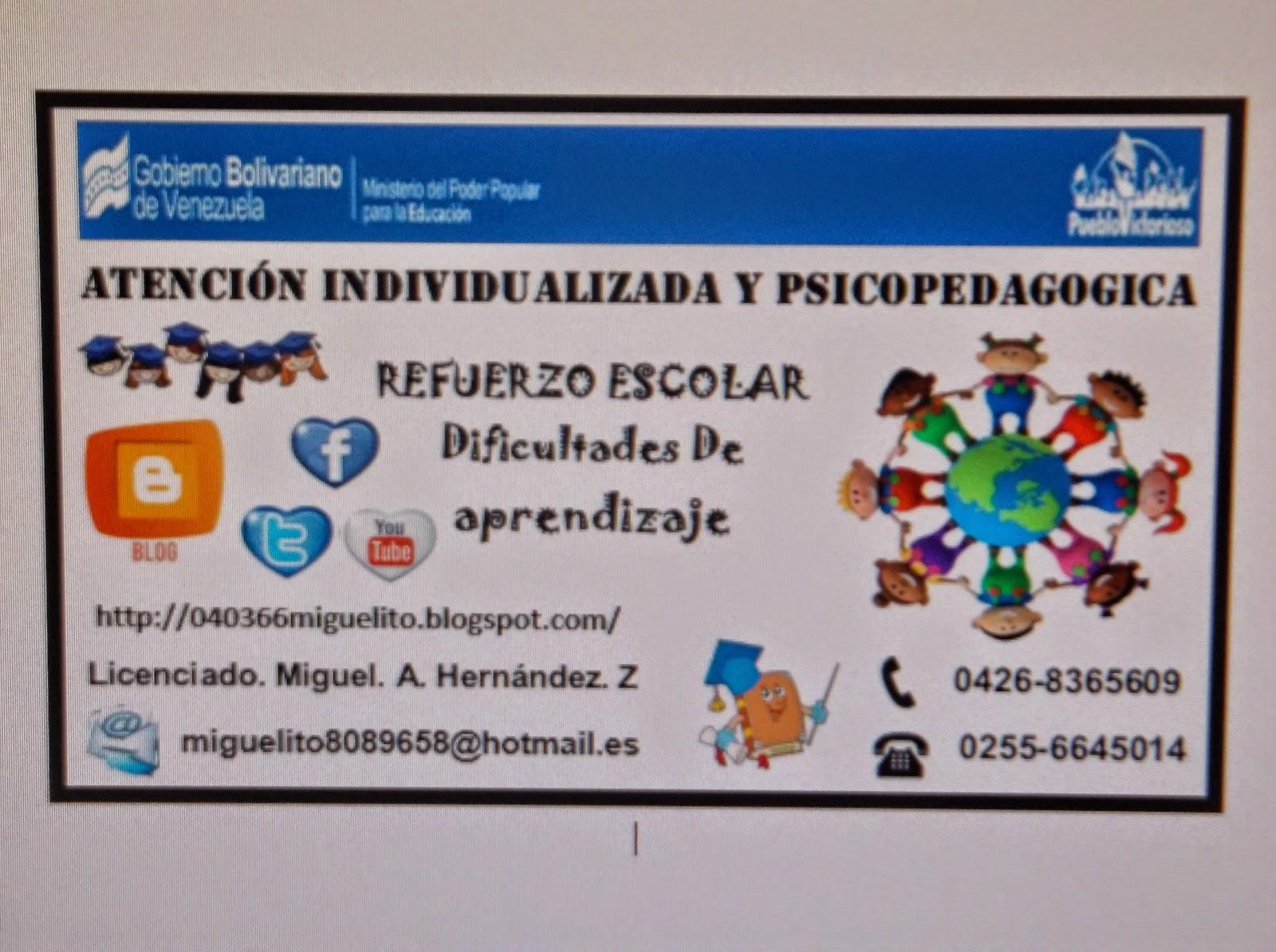 LO QUE DEBES SABER DE LA EDUCACIÓN ESPECIAL EN VENEZUELA: Aprender ...