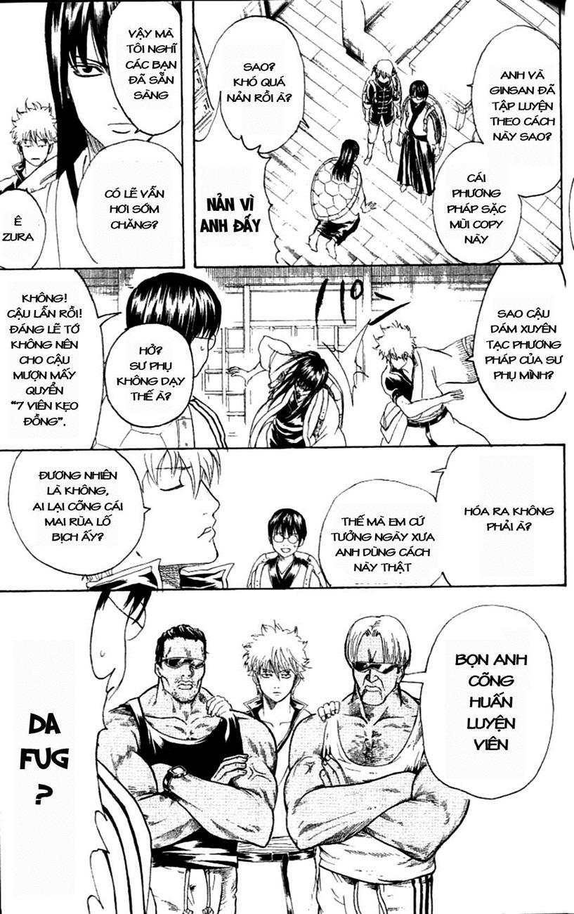 Gintama Chap 229 page 19 - Truyentranhaz.net
