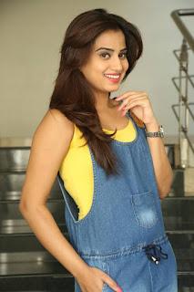 Actress Dimple Chopade Latest Pictures in Jumpsuit at Krishnashtami Success Meet  0030.jpg