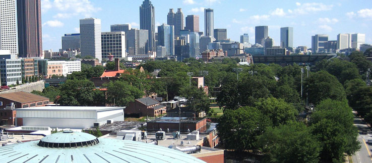 Tree problems and solutions in the City of Atlanta Ga