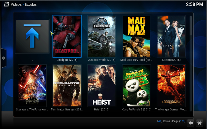 Image result for kodi screen blogspot.com