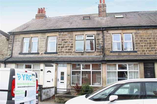 Harrogate Property News - 3 bed terraced house for sale Hookstone Avenue, Harrogate HG2