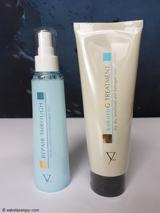 סדרת מוצרי שיער Yuko