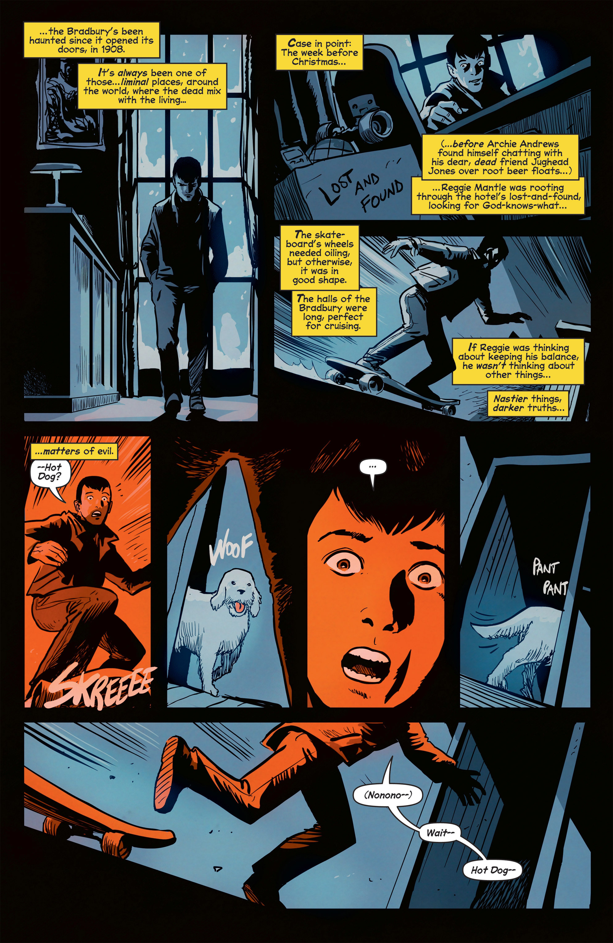 Read online Afterlife with Archie comic -  Issue #8 - 18
