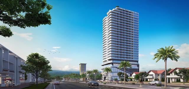 Dự án Condotel Eastin Phát Linh