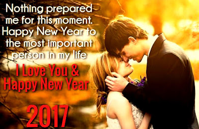 Happy New Year 2017 Love