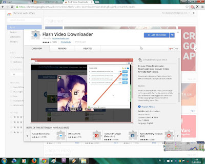 Cara mendownload vidio streaming.