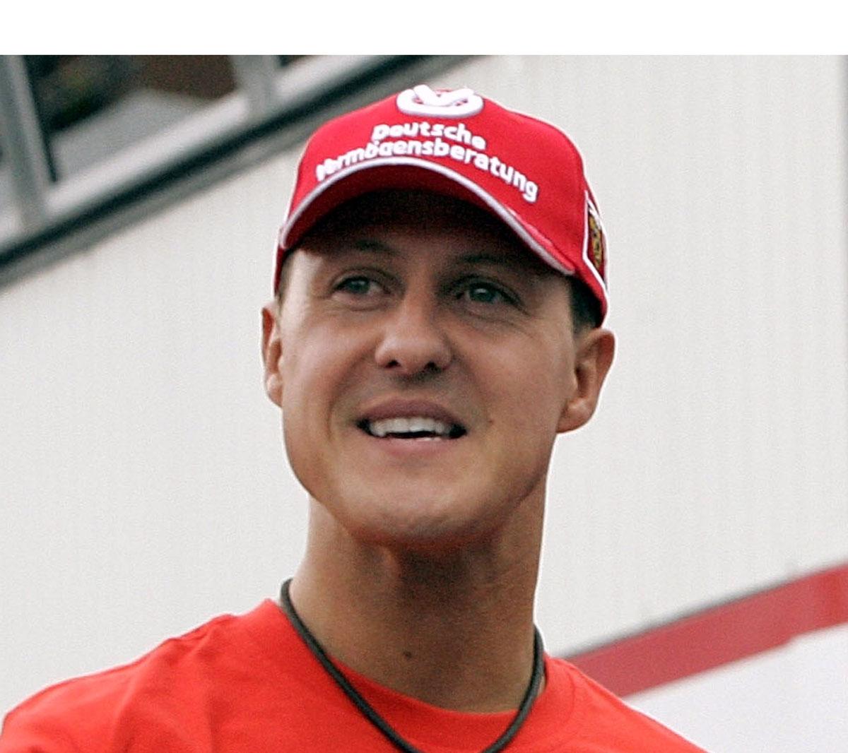 Bilder Michael Schumacher