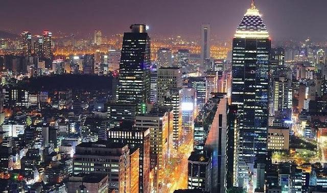 Kota Seoul pemegang rekor kota dengan koneksi internet tercepat di dunia