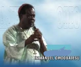 Evangelist Emmanuel Omoobajesu
