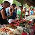 Sebulan Omset Satu Orang Pedagang di Pasar Wadai Ramadan Banjarbaru Mencapai Rp105 Juta