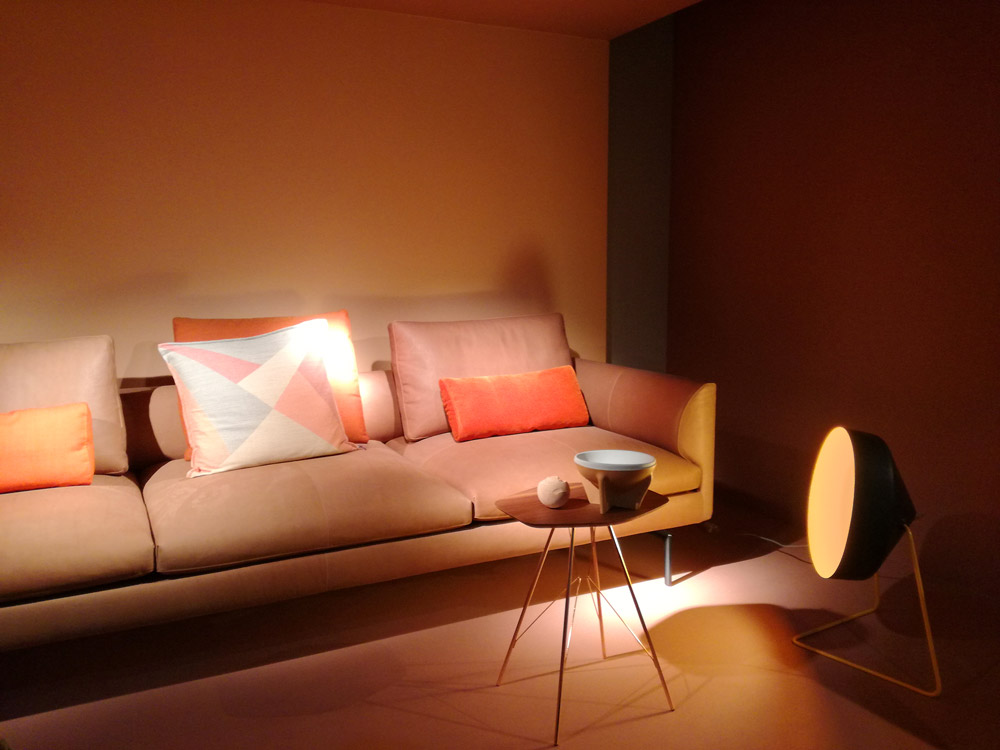 lampada da terra di In-es.artdesign