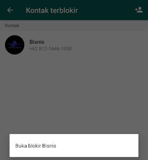 Cara agar nomor whatsapp tidak terblokir