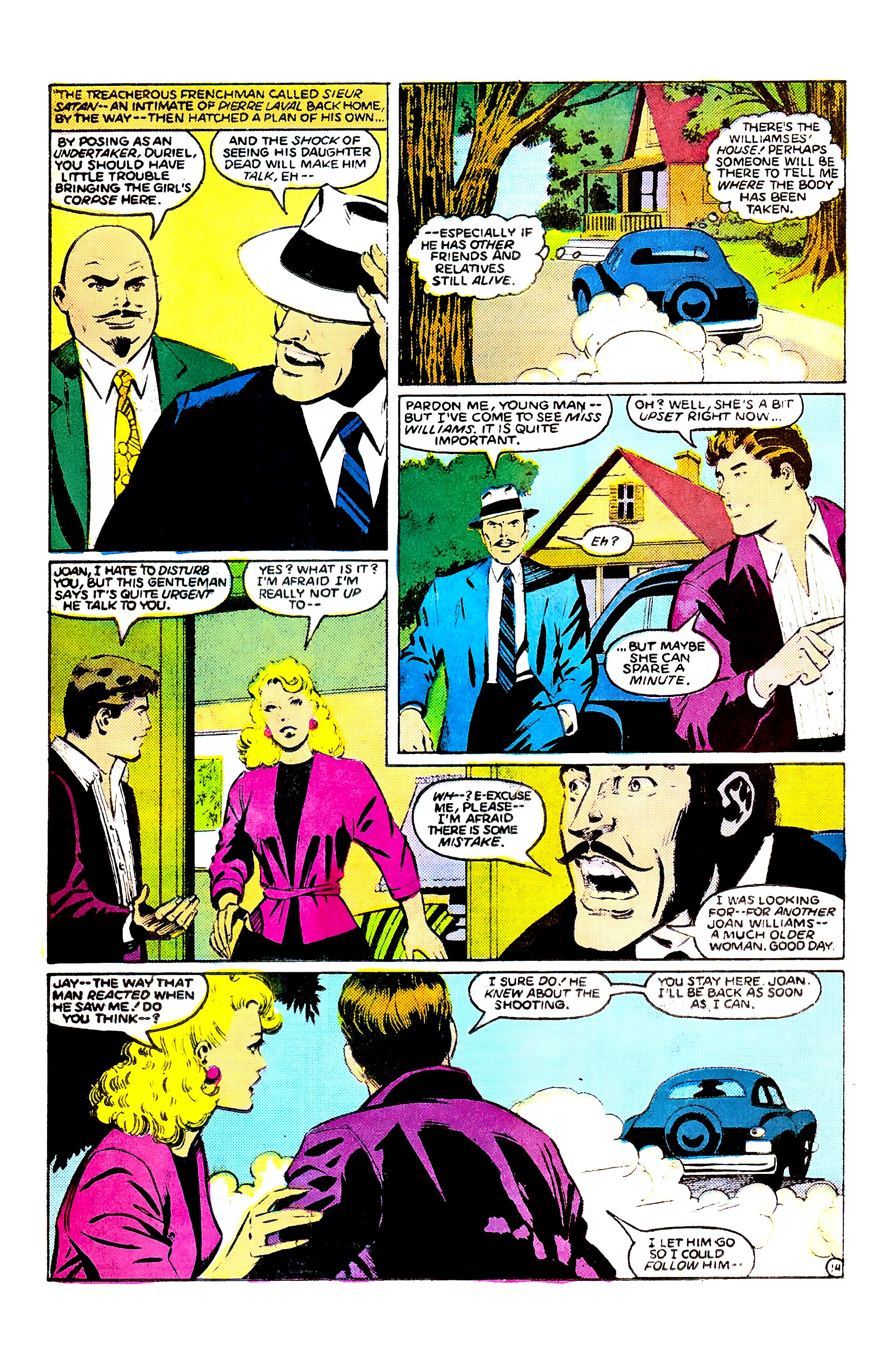 Read online Secret Origins (1986) comic -  Issue #9 - 39