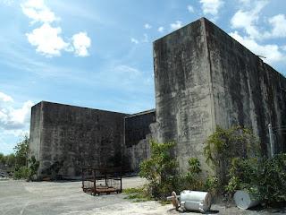 Edificios abandonados de Aerojet General