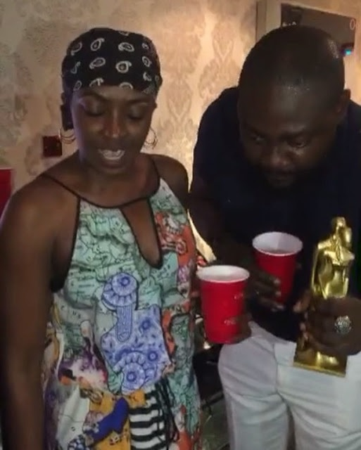 Yemi Blaq, Rita Dominic & Others At Kate Henshaw's 45th Birthday Party