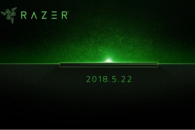 Razer to Launch New Phone on May 22?