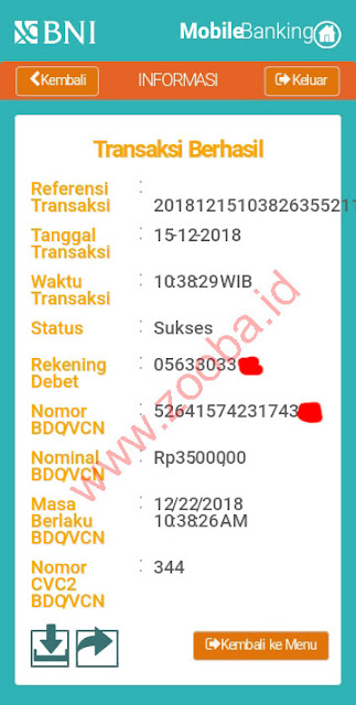 Verifikasi Paypal 2019