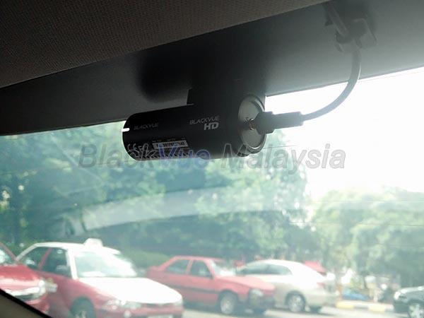 Camberry DC5000 Test Dashcam  testberichtede