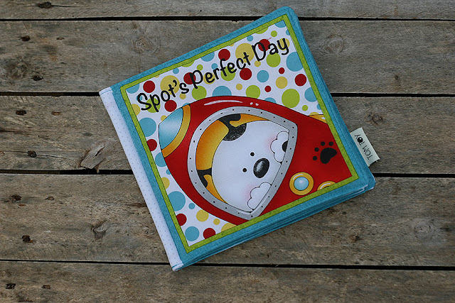 Spot s perfect day fabric book