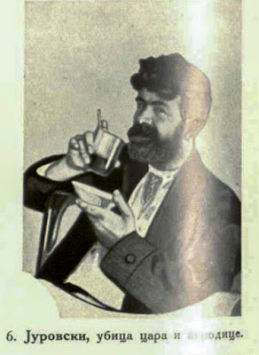 Jurovski, the Murderer of the Czar and his family