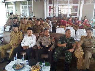 Kepala KUA Cigasong Hadiri Sertijab dan Pisah Sambut Camat Cigasong