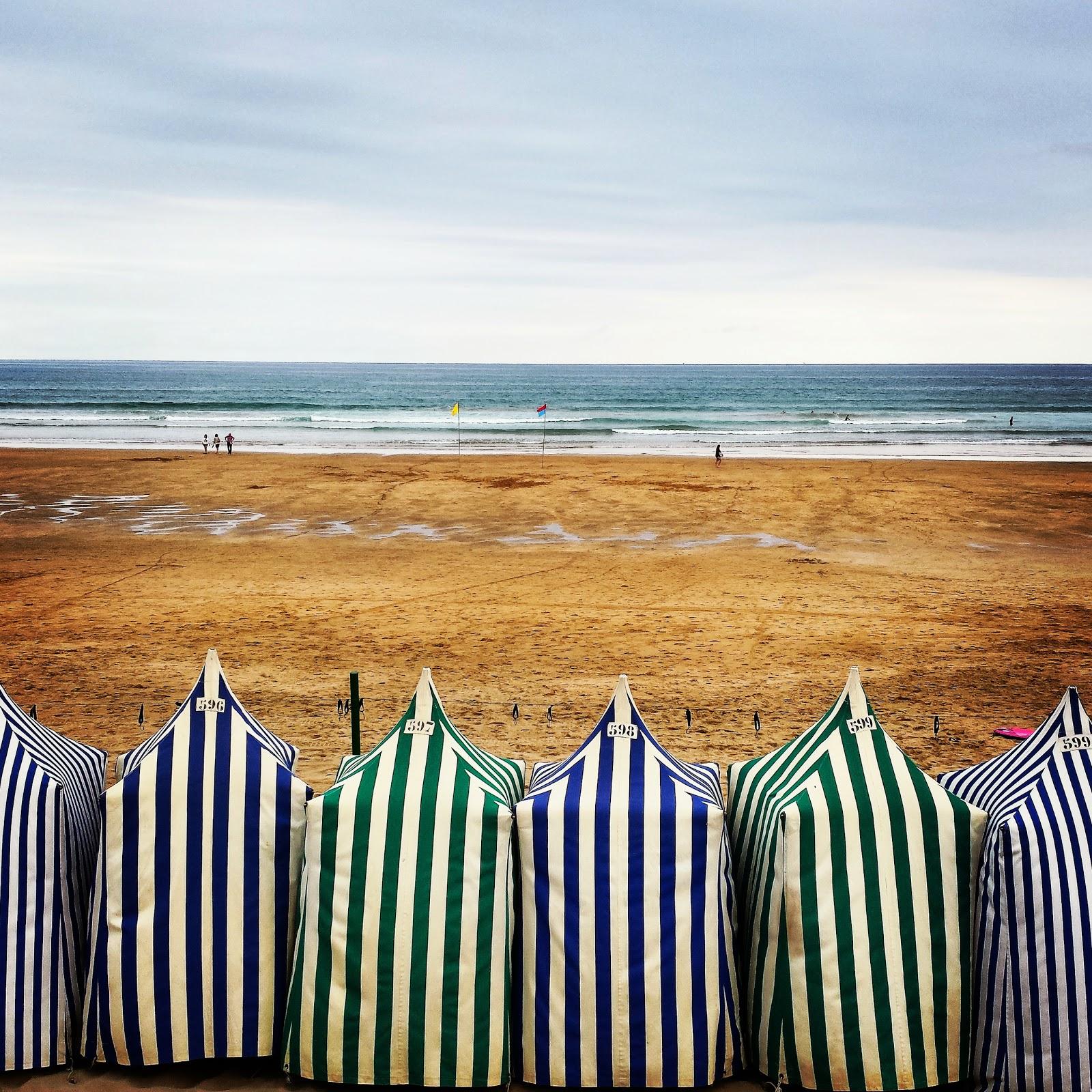 La meteo que viene zarautz con instagram 1 3 ago - Toldos para la playa ...