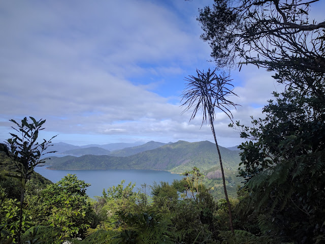 Queen charlotte track