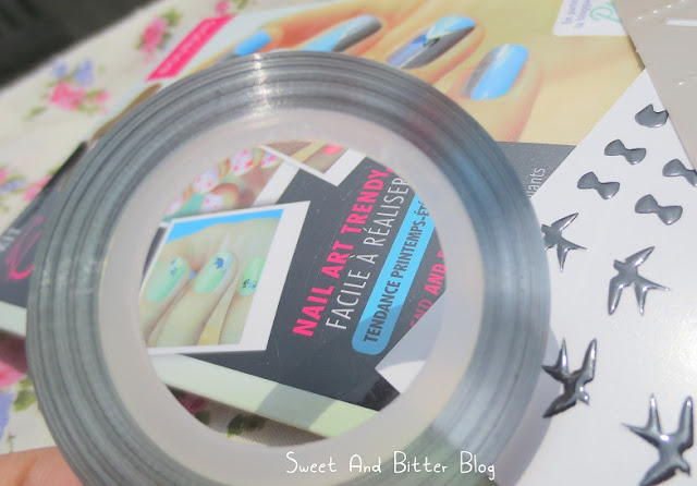 First Look At Bourjois Paris Easy Nail Art Kit For Spring