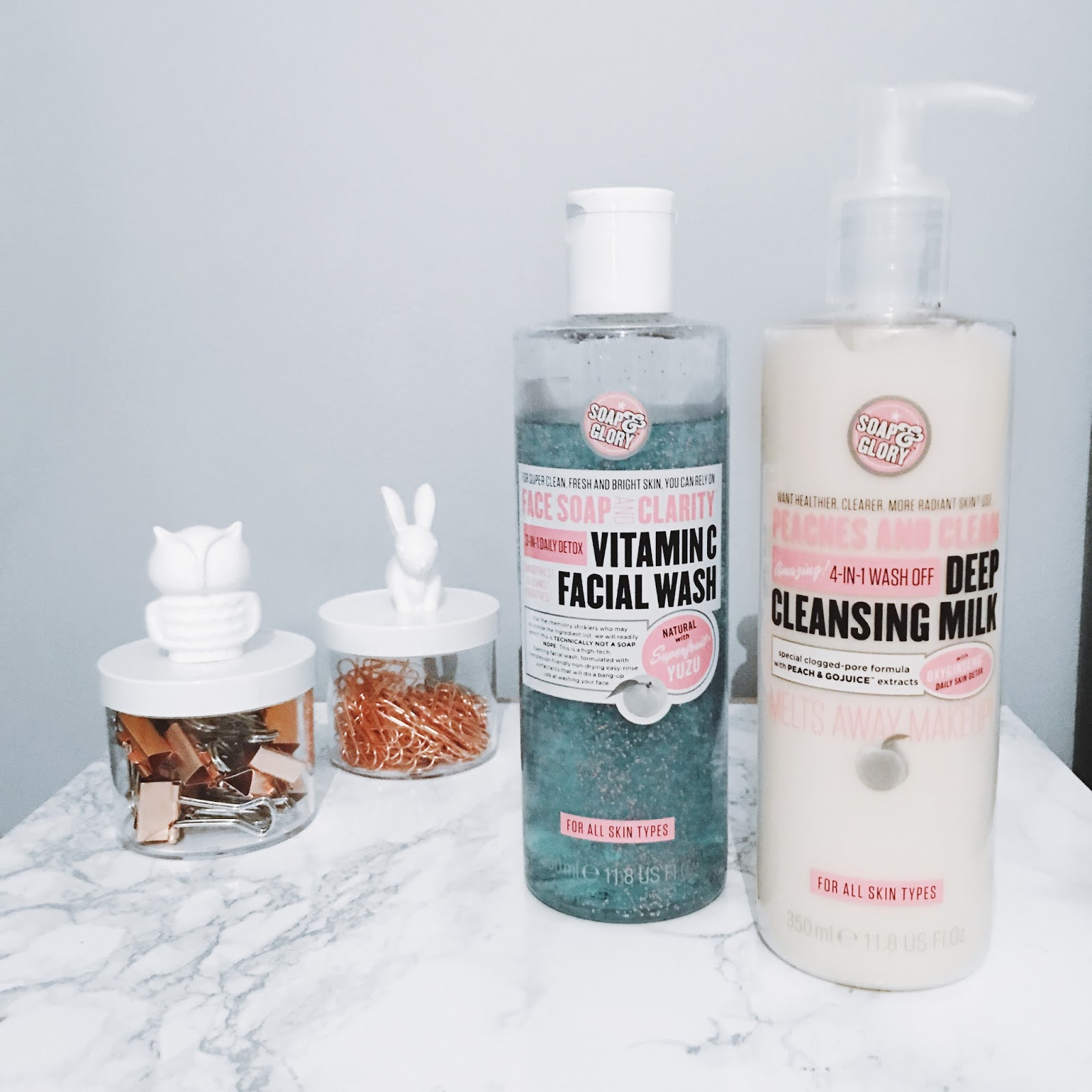 Soap & Glory Skincare