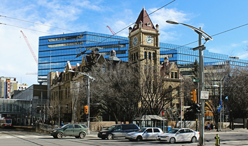 historic city hall calgary alberta