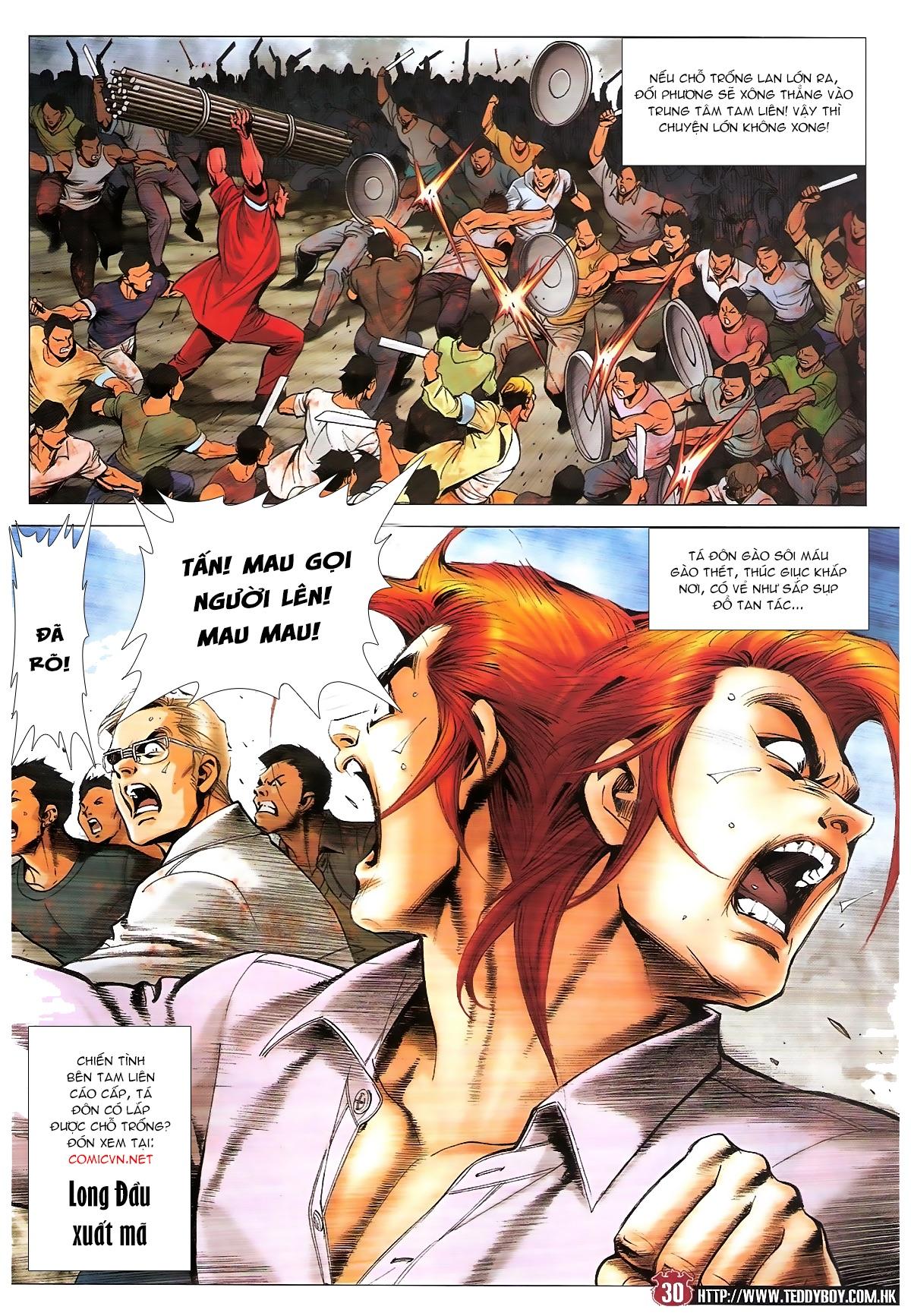 Người Trong Giang Hồ RAW Chương 1831 - NhoTruyen.Net