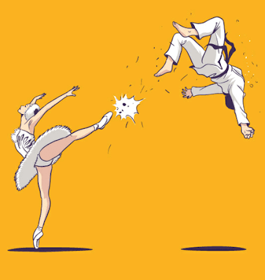 Ilustracion chistosa