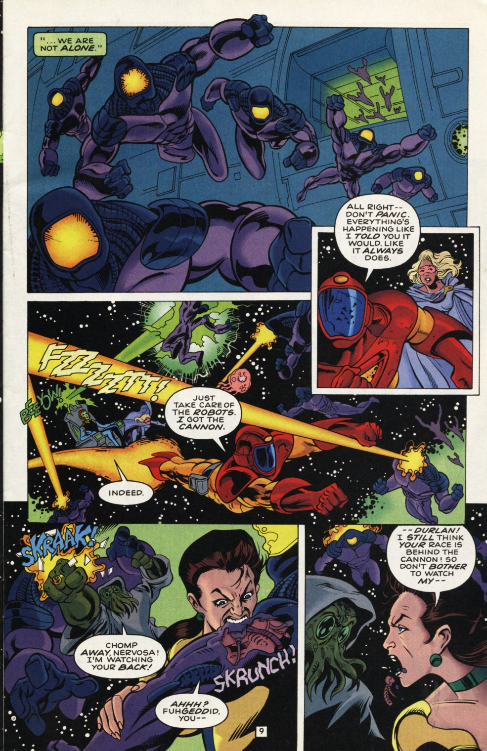 Legion of Super-Heroes (1989) _Annual_7 Page 10
