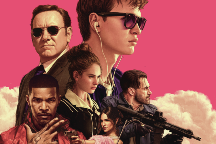 Baby Driver 2017 Movie Review
