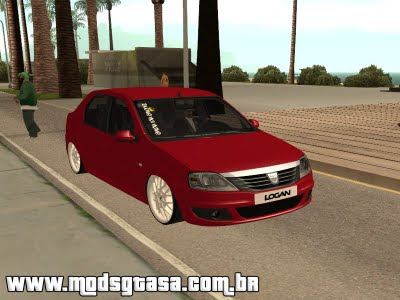 Renault Logan Edit para GTA San Andreas