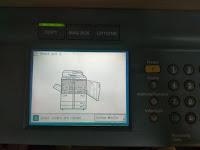 Mengatasi Pesan Reset Unit 2 Canon IR 5000/6000/6570