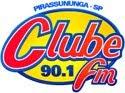 Rádio Clube FM 90,1 de Pirassununga SP